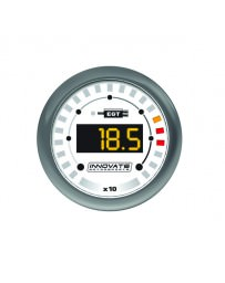 Nissan GT-R R35 Innovate Motorsports 3854 MTX Digital, Exhaust Gas Temperature Gauge Kit