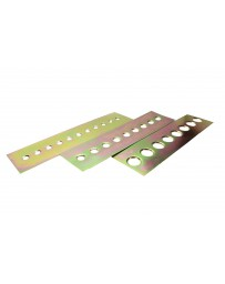 ISR Performance Universal Steel Dimple Plates - 20mm Holes