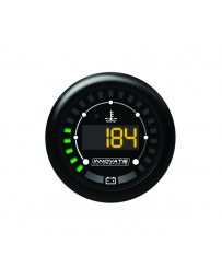 Nissan GT-R R35 Innovate Motorsports 3853 MTX Digital, Water Temperature & Battery Gauge Kit, Dual Function