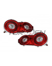 Nissan GT-R R35 OEM LED Taillight Assembly (Pair)