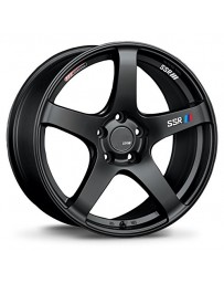 SSR GTV01 Wheel Matte Black 18x8.5 5x114.3 40mm