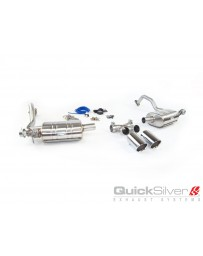 QuickSilver Exhausts Porsche Boxster 3.2, 3.4 (987) Sport Exhaust (2005-09)