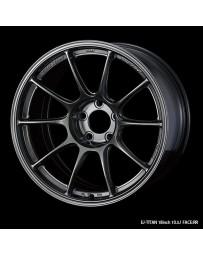 WedsSport TC-105X 18x10.5 5x114.3 ET12 Wheel- Titanium