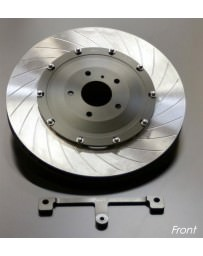 Nissan GT-R R35 Mine's Front Big Brake Rotor Kit