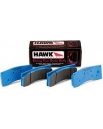 Nissan GT-R R35 Hawk Performance Blue 9012 Brake Pads, Rear