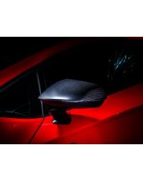 LeapDesign Aventador LP 750-4 SV Carbon Door Mirror Covers