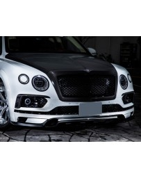 LeapDesign Bentley Bentayga - FRP Front spoiler (with front mall)