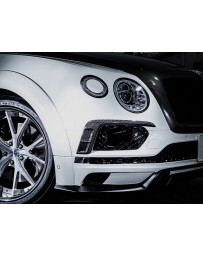 LeapDesign Bentley Bentayga - Carbon Front Mall (single)