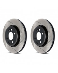 Toyota GT86 StopTech Cryo Discs - Rear pair - SLOTTED