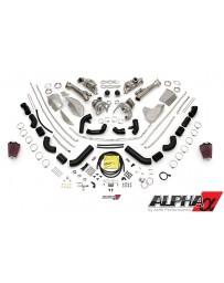 Nissan GT-R R35 AMS Alpha 16 Turbo Kit