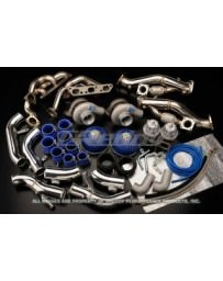 Nissan GT-R R35 Greddy TD06-20G Twin Turbo Upgrade Kit