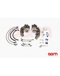 Nissan GT-R R35 AAM Competition Turbo Upgrade Kit GT800-R