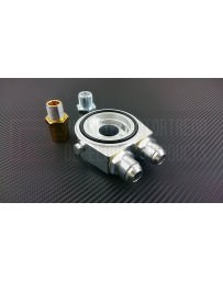 Nissan GT-R R35 P2M Oil Filter Block Adapter Kit, Direct Type