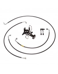 Chase Bays Brake Line Relocation - 94-01 Integra 92-00 Civic for BBE inBay