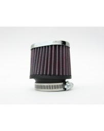 350z DE Vortech Air Filter to sse with Vortech Race Bypass Valve