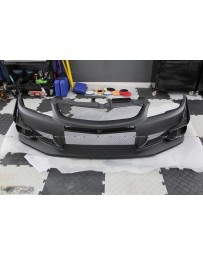 4 Second Racing Club Mitsubishi Evolution Lancer 789 Street Race Vision Front Bumper