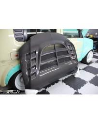 4 Second Racing Club Mitsubishi Evolution Lancer Carbon Fibre Bonnet