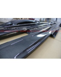 4 Second Racing Club Nismo Style Carbon Side Skirts