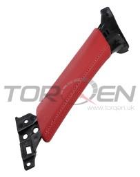 R35 GT-R Nissan OEM GT-R Door Panel Handle Grip RH - Black Edition