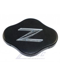 370z ZSpec Design Anodized Aluminum Radiator Cap Covers