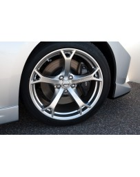 370z Nissan OEM Wheel Rim Rear 19x10.5, Nismo Model 09-14