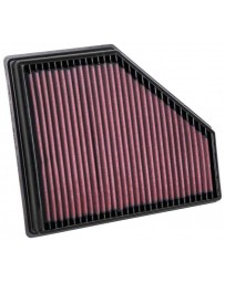 Toyota Supra GR A90 K&N REUSABLE HIGH-AIRFLOW AIR INTAKE FILTER