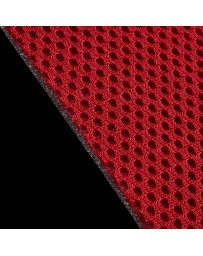 BRAUM RED MESH FABRIC MATERIAL