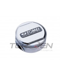 370z Tomei Nissan M32x3.5mm Forged Piston Oil Filler Cap SILVER