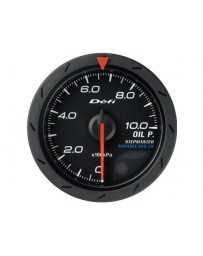 350z Defi Advance CR Gauge - Oil Pressure