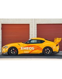 Toyota Supra GR A90 Fly1 Motorsports Auto Tuned S1 Side Skirts