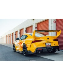 Toyota Supra GR A90 Fly1 Motorsports Auto Tuned S1 Rear Sparts