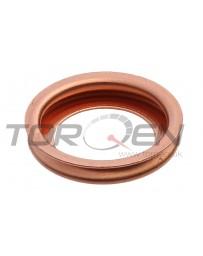 350z Nissan OEM Oil Drain Plug Bolt Copper Crush Washer Gasket