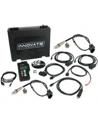Nissan GT-R R35 Innovate Motorsports 3807 LM-2 Digital Air/Fuel (Dual 2 Channel O2) Ratio Meter & OBD-II/CAN Scan Tool