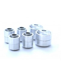 SPL Rear Knuckle Monoball Bushings (HICAS) Z32