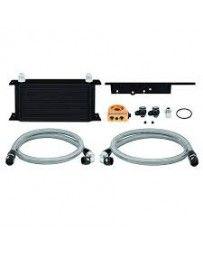 350z DE Mishimoto Oil Cooler Kit, Thermostatic - Black
