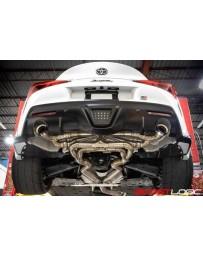 Toyota Supra GR A90 Boost Logic Titanium Cat-Back Exhaust
