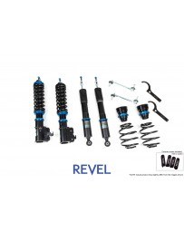 Revel Touring Sport Damper Coilovers - 15-18 Honda Fit