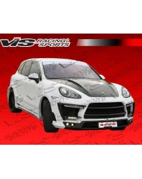 VIS Racing 2011-2014 Porsche Cayenne Lux Production Full Kit