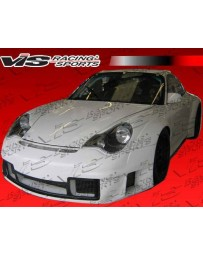 VIS Racing 2002-2004 Porsche 996 2Dr GT3 Style Rsr Wide Body Full Kit