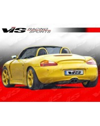 VIS Racing 1997-2004 Porsche Boxster 986 2Dr A Tech Wide Body Full Kit