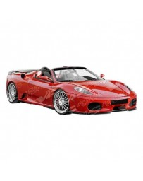 VIS Racing 2005-2009 Ferrari F430 Euro Tech Full Add-On Lip Kit