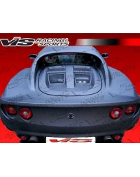 VIS Racing 2002-2007 Lotus Elise S2 Oem Style Carbon Fiber Rear Clam Shell