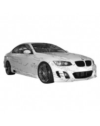 VIS Racing 2007-2010 Bmw E92 2Dr Rsr Full Kit With Carbon Add-On