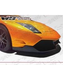 VIS Racing 2002-2010 Lamborghini Murcielago Viper Front Bumper