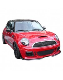VIS Racing 2007-2013 Bmw Mini Cooper S 2Dr Euro Concept Full Kit