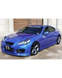 ChargeSpeed Front Bumper Hyundai Genesis Coupe 10-12