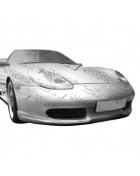 VIS Racing 1997-2004 Porsche Boxster 986 2Dr G Tech Full Lip Kit