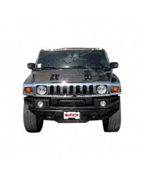 VIS Racing Carbon Fiber Hood OEM Style for Hummer H2 4DR 03-08