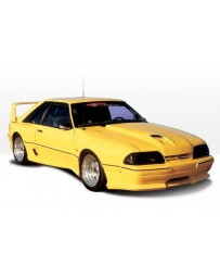 VIS Racing 1987-1993 Ford Mustang Lx Dominator™ 14Pc Complete Kit Less Wing And Hood