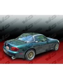 VIS Racing 1990-2005 Mazda Miata 2D Oem Style Carbon Fiber Hard-Top.